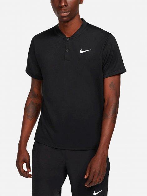 Поло Nike M Nkct Df Polo Blade CW6288-010 M (194499650331) - изображение 1