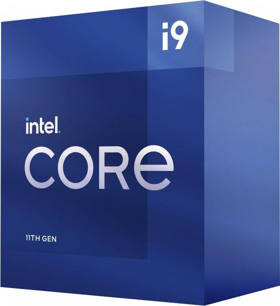 Процесор Intel Core i9-11900K 3.5 GHz / 16 MB (BX8070811900K) s1200 BOX - зображення 1