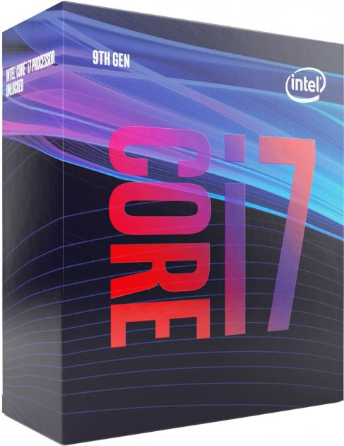 Процессор Intel Core i7-9700 3.0GHz/8GT/s/12MB (BX80684I79700) s1151 BOX - изображение 1