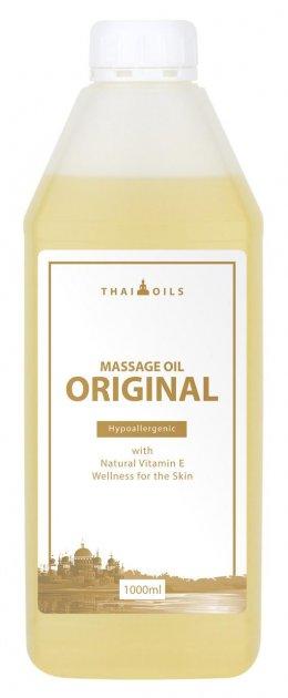 Профессиональное массажное масло «Original 1000 ml - изображение 1