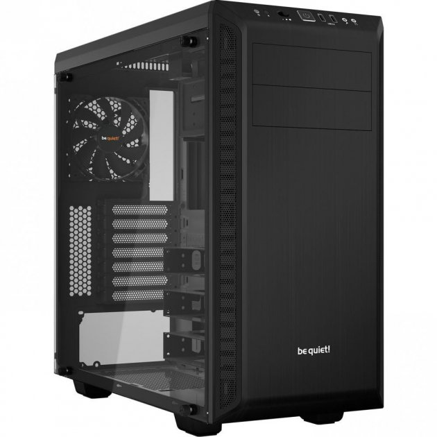 Корпус Be quiet! Pure Base 600 Window Black (BGW21) - зображення 1