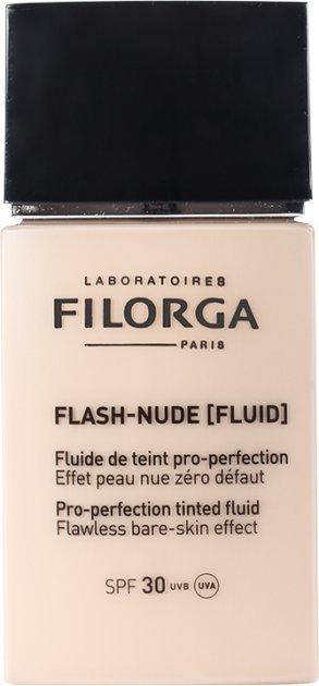 Тональный флюид Filorga Flash Nude SPF 30 30 мл 00 Слоновая кость (3540550008530) - изображение 1