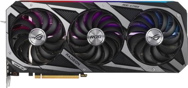 Asus PCI-Ex Radeon RX 6700 XT ROG Strix Gaming OC Edition 12GB GDDR6 (192bit) (HDMI, 3 x DisplayPort) (ROG-STRIX-RX6700XT-O12G-GAMING) - изображение 1