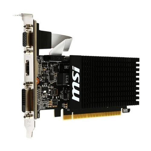 MSI GeForce GT 710 2Gb DDR3 (GT 710 2GD3H LP) - зображення 1
