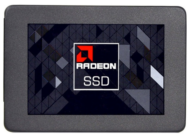 "AMD Radeon R5S 128GB 2.5"" SATA III 3D NAND TLC (R5SL128G) - изображение 1"