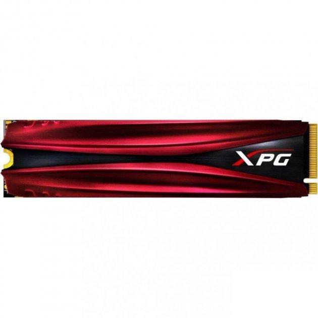 ADATA XPG Gammix S11 Pro AGAMMIXS11P-512GT-C (AGAMMIXS11P-512GT-C) - зображення 1