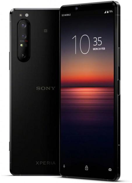 Sony Xperia 1 II XQ-AT52 12/256GB Mirror Lake Green - зображення 1