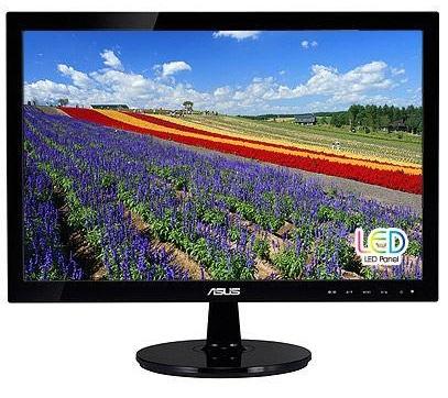 """Монітор Asus 18.5"""" VS197DE (90LMF1301T02201C) - зображення 1"""