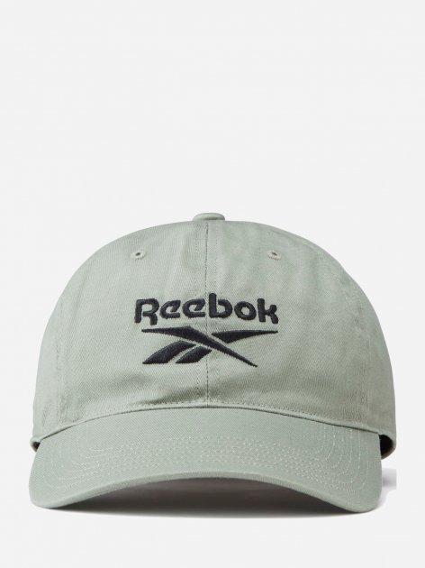 Кепка Reebok Active Foundation Badge GN8405 XL 58-60 см Hargrn (4064046497367) - зображення 1