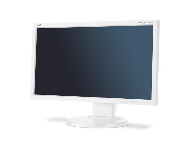 Монітор 23 NEC E233WMi White (60004377) Б/У - изображение 1