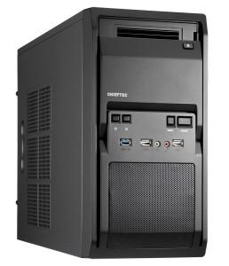 Корпус Chieftec Libra LT-01B-OP, Без БЖ, 1xUSB3.0, Black - зображення 1