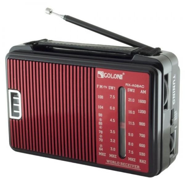 Радиоприемник GOLON RX-A08 - изображение 1