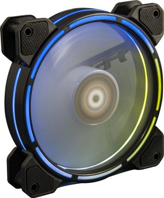 Кулер Frime Iris LED Fan Think Ring RGB HUB (FLF-HB120TRRGBHUB16) - изображение 1