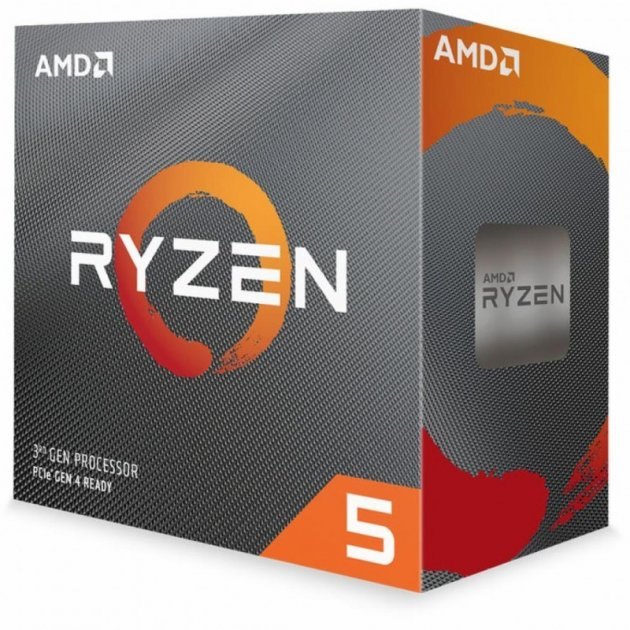 Процесор AMD Ryzen 5 3600 3.6 GHz/32MB (100-100000031BOX) - зображення 1