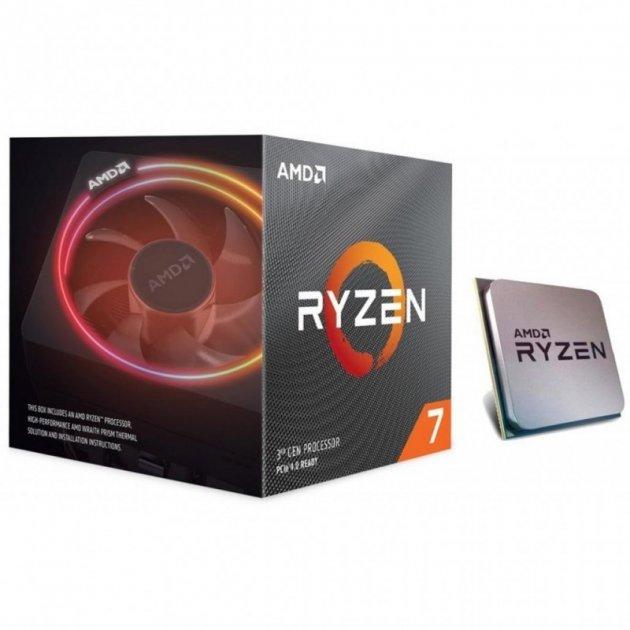 Процесор AMD Ryzen 7 3800X 3.9 GHz/32MB (100-100000025BOX) sAM4 BOX - зображення 1