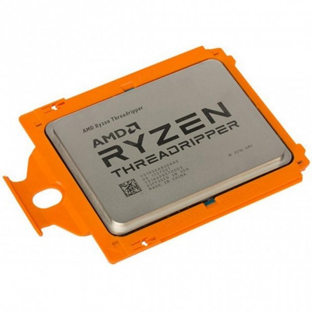 Процесор AMD Ryzen Threadripper 3990X (100-100000163WOF) (sTRX4, 64 x 2900 МГц, L2 - 32 Мб, L3 - 256 Мб, 4хDDR4-3200 МГц, 280 Вт TDP) - зображення 1