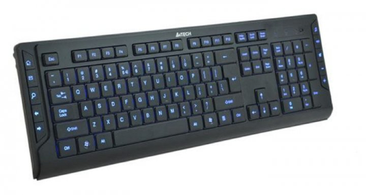 Провідна клавіатура A4tech KD600L - зображення 1