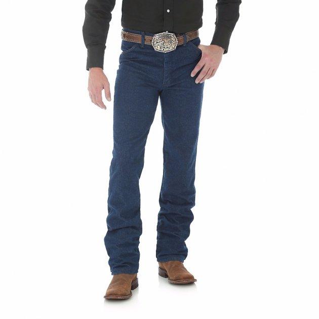 Джинсы Wrangler Cowboy Cut Slim Fit – Prewashed Indigo W38 L34 (936mwzpw) - изображение 1