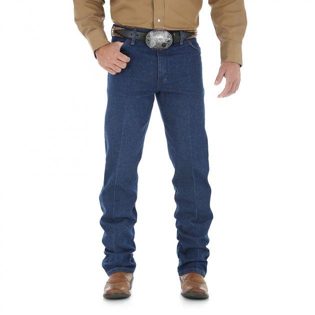 Джинси Wrangler Cowboy Cut Original Fit – Prewashed Indigo W33 L34 (13mwzpw) - зображення 1