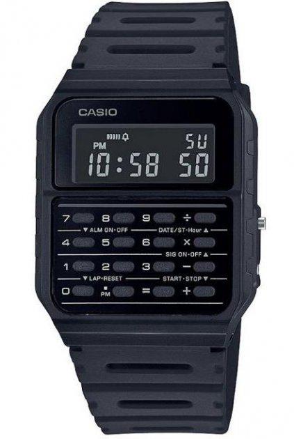 Чоловічі наручні годинники Casio CA-53WF-1BEF - зображення 1