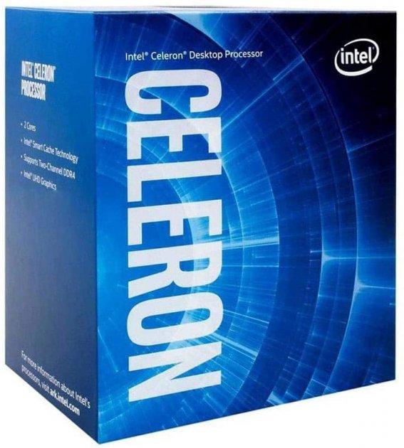 Процесор Intel Celeron G5920 3.5GHz/8GT/s/2MB (BX80701G5920) s1200 BOX - зображення 1