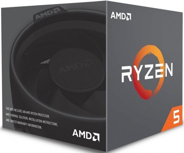 Процесор AMD Ryzen 5 2600 (YD2600BBAFBOX) - зображення 1