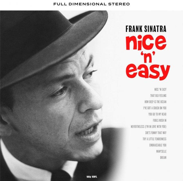 Виниловая пластинка Frank Sinatra - Nice 'N' Easy - изображение 1