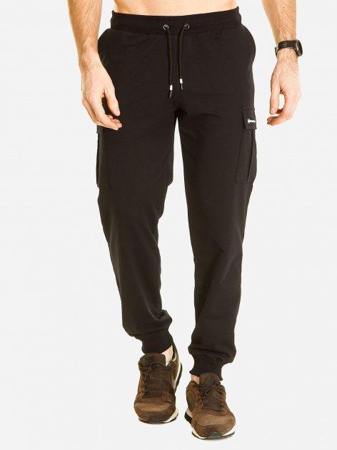 Спортивные штаны Demma 803 48 Темно-синие (4821000054154_Dem2000000016870) - изображение 1