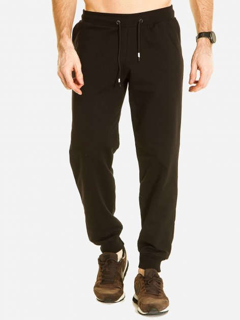 Спортивные штаны Demma 802 56 Черные (4821000054598_Dem2000000017310) - изображение 1