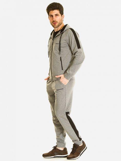 Спортивний костюм Demma 784 52 Темно-сірий (4821000056776_Dem2000000019611) - зображення 1