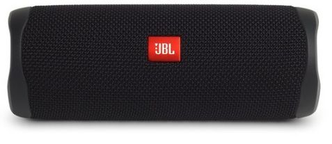 Портативная колонка JBL Flip 5 (JBLFLIP5BLK) Black - изображение 1