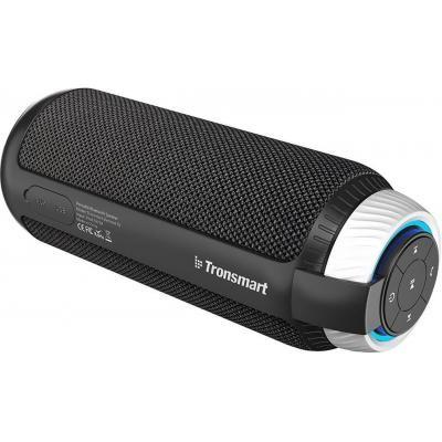 Акустична система Tronsmart Element T6 Portable Bluetooth Speaker Black (235567) - зображення 1