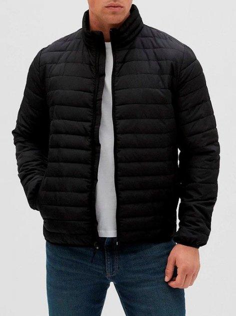 Куртка GAP 122036334 XS Чорна (1105732608) - зображення 1