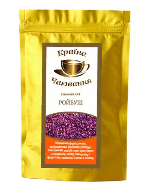 Чай Країна Чаювання Ройбуш 100 г (4820230050141) - изображение 1
