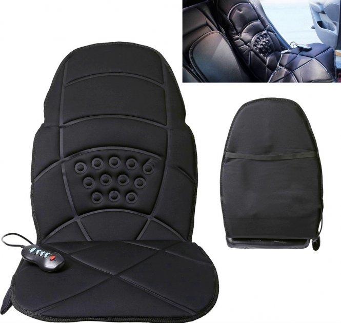 Массажер в автомобильное кресло нижнее белье красное с черным кружевное