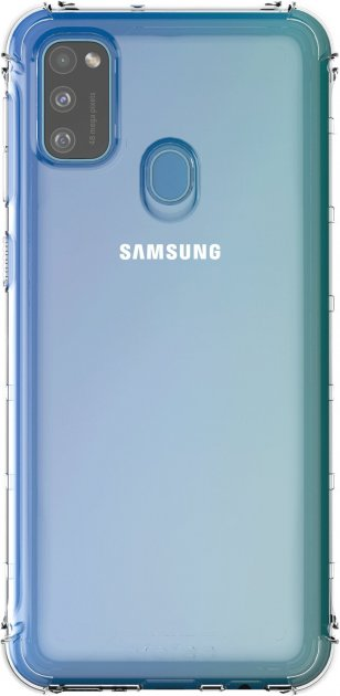 Панель Samsung KD Lab M Cover для Samsung Galaxy M21 Transparency (GP-FPM215KDATW)