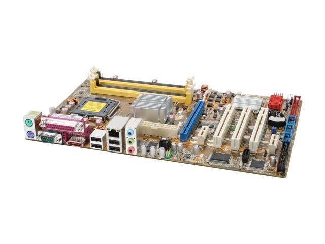 Материнская плата Asus P5B SE (s775, Intel P965, 4xDDR2, 4xSATA, 1xPCI-Ex16, ATX) Б/У - изображение 1