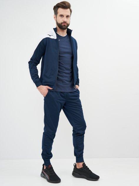 Спортивный костюм Mizuno Knit 32EG7006M14 M Синий (5054698530160) - изображение 1
