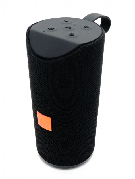 Портативная Bluetooth стерео колонка влагостойкая LZ 113 Черная (LZ 113 Black) - изображение 1