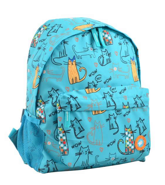 Рюкзак молодіжний YES ST-33 PUSSY 35x29x12 Жіночий (555494) - зображення 1
