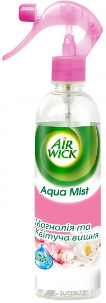 Ароматизатор воздуха Air Wick Aqua Mist Магнолия и Цветущая вишня 345 мл (3059943015067) - изображение 1