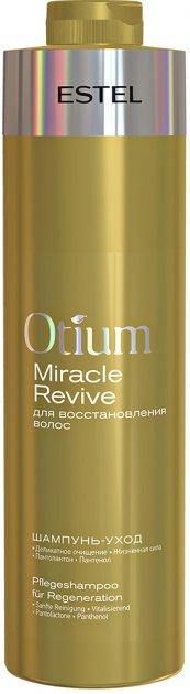 Шампунь-догляд для відновлення волосся Estel Professional Otium Miracle Revive 1 л (4606453069883) - зображення 1