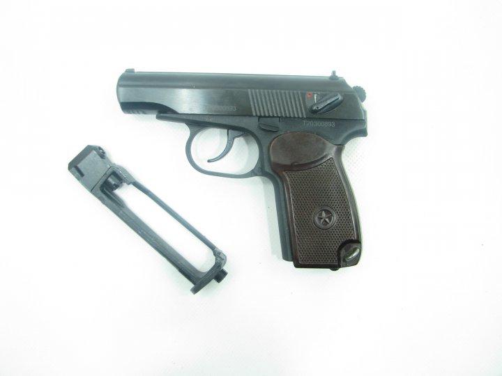 Пістолет пневматичний Байкал МР-654К 32 серія - зображення 1