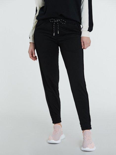 Спортивні штани Piazza Italia 38491-3 L Black (2038491001051) - зображення 1