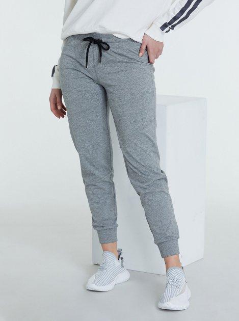 Спортивні штани Piazza Italia 38492-58055 S Grey Med (2038492002033) - зображення 1