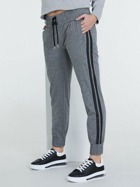 Спортивні штани Piazza Italia 38515-58055 S Grey Med (2038515003030) - зображення 1
