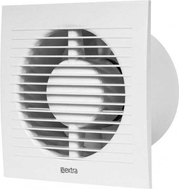 Вытяжной вентилятор Europlast E-EXTRA EE125Т с таймером белый - изображение 1