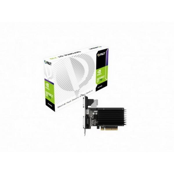 GF GT 710 2GB GDDR3 Palit (NEAT7100HD46-2080H) - изображение 1