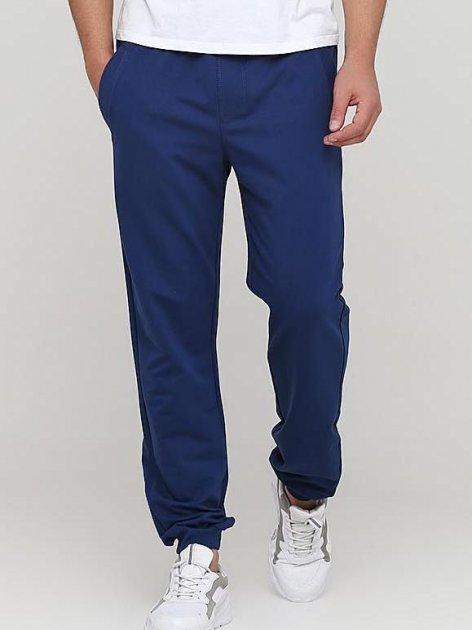 Спортивные брюки Malta 18М306-13 S (46) Синие (2901000153100_mlt) - изображение 1
