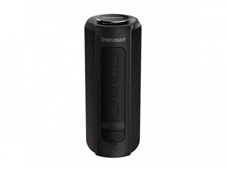 Акустична система Tronsmart Element T6 Plus Black - зображення 1